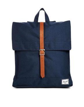 Enlarge Herschel Supply Co City Backpack in Navy