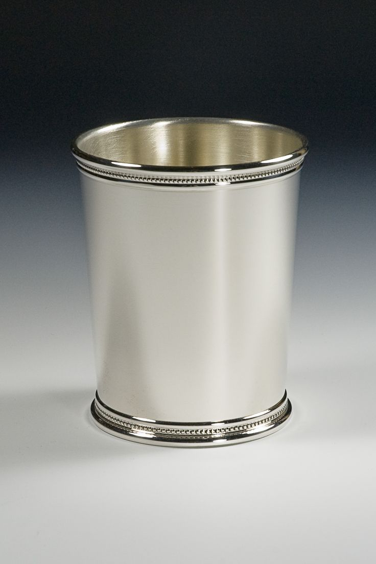 The Presidential Sterling Silver Mint Julep Cup