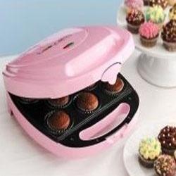 Cupcake Maker and Cake Pop Maker