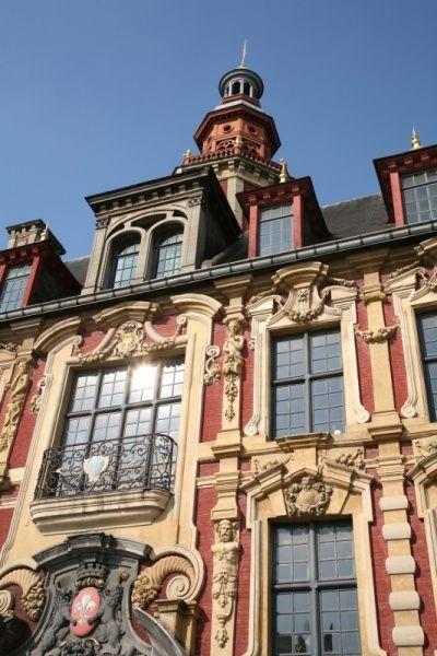 Vieille Bourse à Lille © OT Lille / Maxime Dufour
