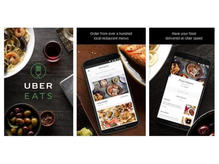 UberEATS Online Food Delivery System From UBER