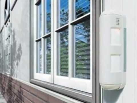 Εξωτερικό ραντάρ για σύστημα συναγερμού. Τοποθετείται σε τοίχο και ενεργοποιεί τον συναγερμό πριν ο επίδοξος διαρρήκτης προλάβει να φτάσει στις πόρτες και τα παράθυρά μας.