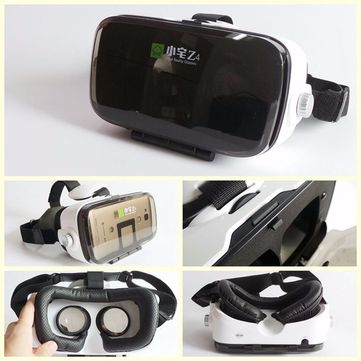 New BOBOVR Z4 Mini 3D Virtual Reality VR Glasses Cardboard VR Box Head Mount for iPhone 6 6S Plus & Android 4.7-6 Smartphone – Shop Now! – WorldOfTablet.com