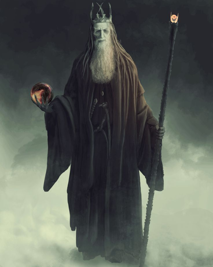 Gandalf The Black