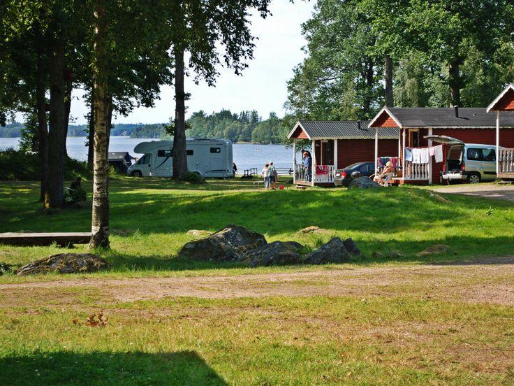 Stugor - Bolmsö Island Camping 500 kroon