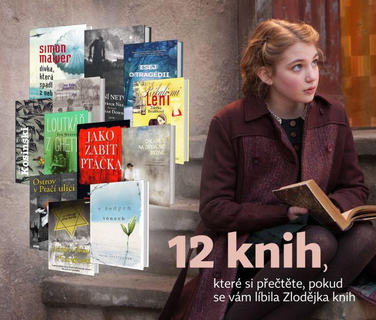 NEOLUXOR: 12 knih, které si přečtěte, pokud se vám líbila Zlodějka knih