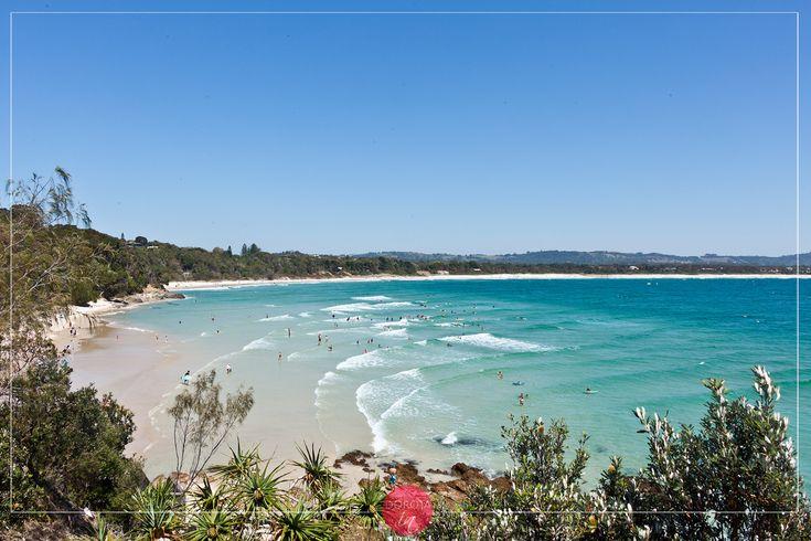 Byron Bay - australijska mekka surferów.  #australia #byronbay #travel #podróże