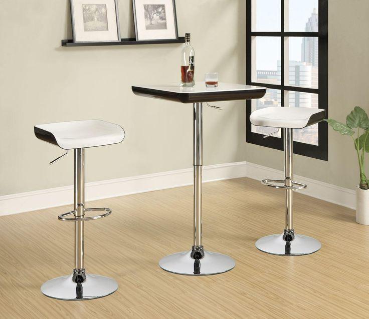 Einfache Bar Tisch Und Stühlen Esszimmerstühle   Bar table sets, Bar table, Bar stool table set