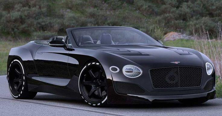 Bentley EXP 10 Speed 6 Looks Sweet As A Roadster Too #Bentley #Bentley_Concepts