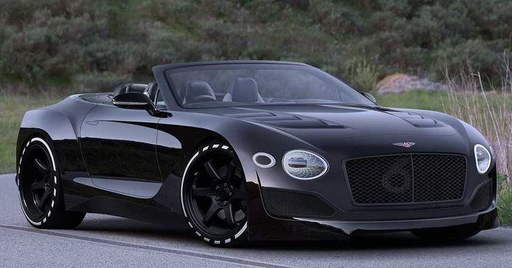 Bentley EXP 10 Speed 6 Looks Sweet As A Roadster Too #Bentley #Bentley_Concepts