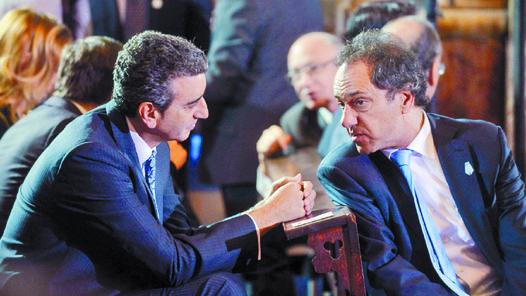Daniel Scioli tuvo que salir al aire por el canal amigo C5N a anunciar  que le había propuesto a Cristina que Carlos Zannini fuese su candidato a  vicepresidente. El operativo de difusión estuvo ...