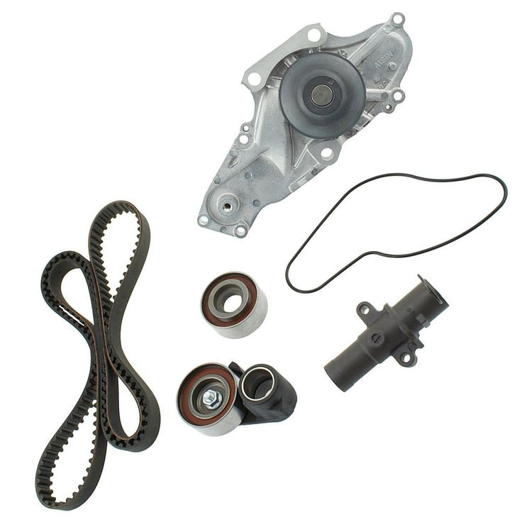 Engine Timing Belt Water Pump 03-11 Honda Accord EX V6 Odyssey Pilot Redgeline #Aisin