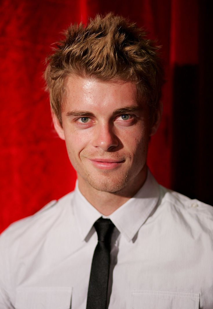 07.06.10 -Opening night of the musical 'West Side Story' - 004 - Luke Mitchell…