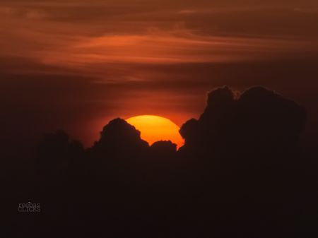 Sunset Photo by Sabeer S. -- National Geographic Your Shot