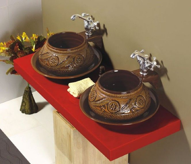 Buy Wash Basins online for your new Home and impress people.  Get free delivery anywhere in India. www.hardwarebajaar.com