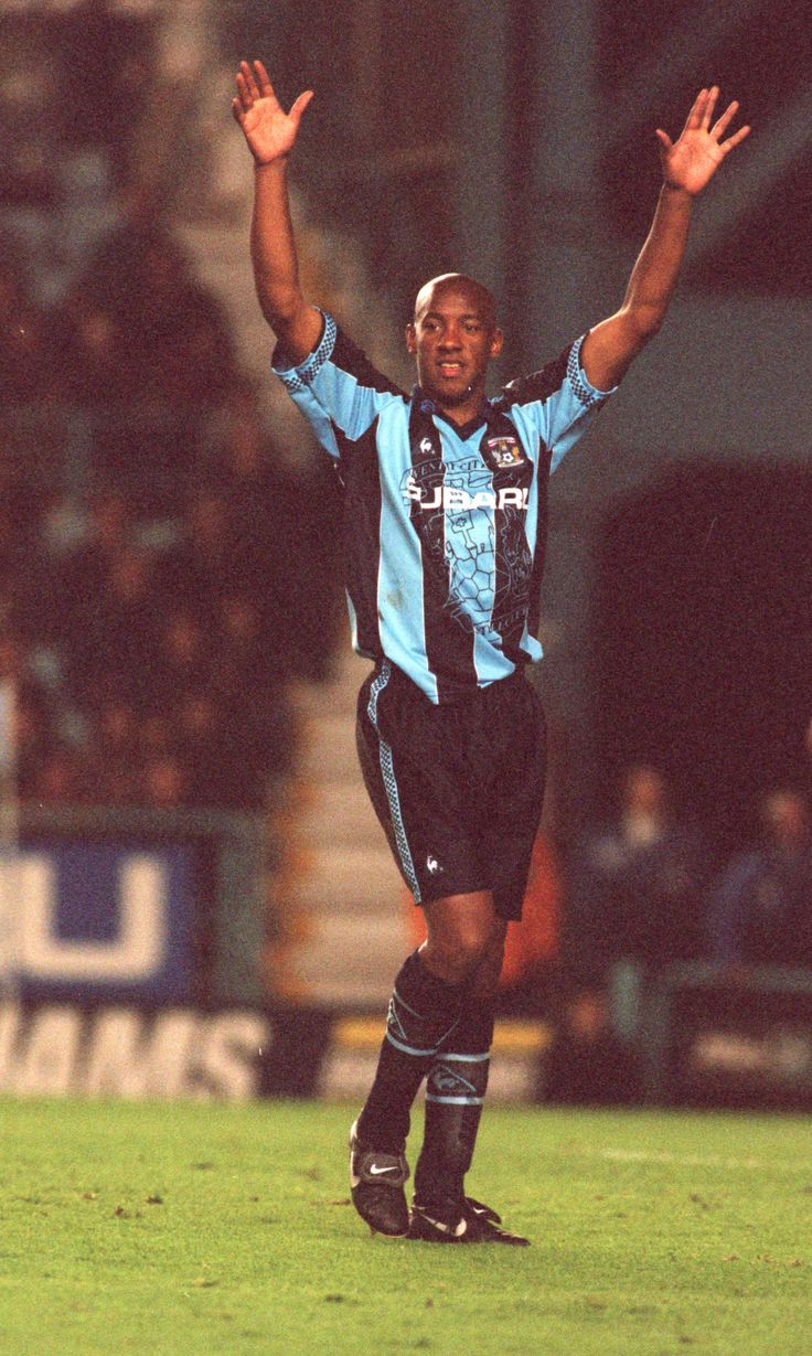 Dion Dublin - Picture by: John Marsh/EMPICS Sport