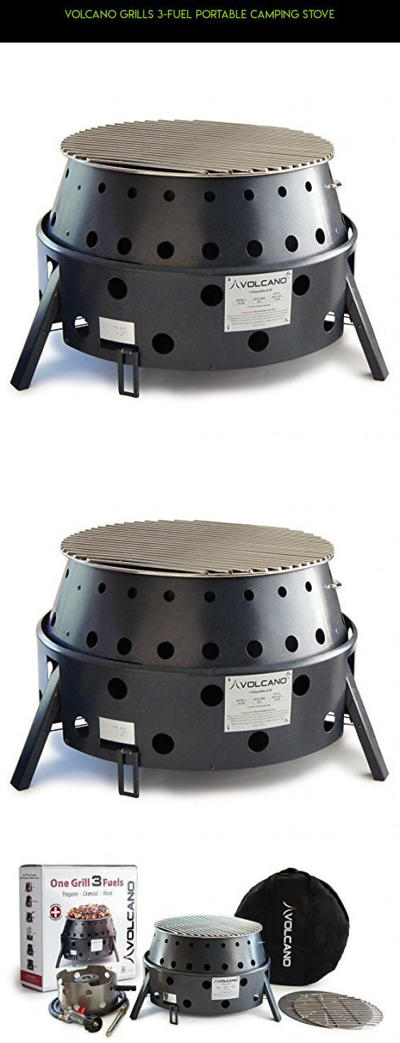 Volcano Grills 3-Fuel Portable Camping Stove #tech #storage #fpv #products #outdoor #cooking #kit #shopping #camera #drone #racing #parts #gadgets #equipment #plans #technology
