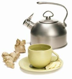how to make ginger tea without fresh ginger