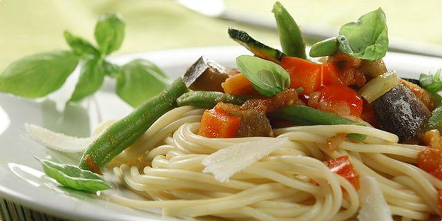 Špagety all'Ortolana. Recepty — Podravka | S Podravkou chutná lépe