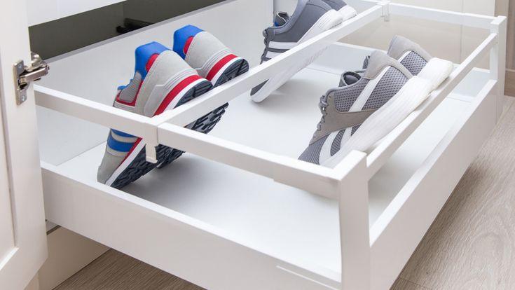 Szafki na buty do niewielkiego korytarza