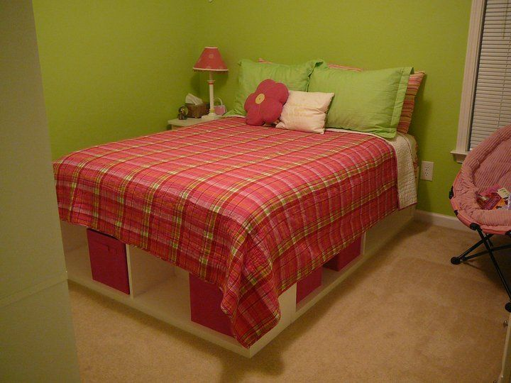 Diy captains bed plans woodworking projects amp plans