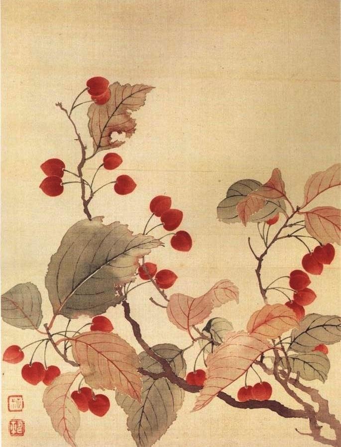 by Yun Shouping 清代 惲壽平 ( 1633-1690 )