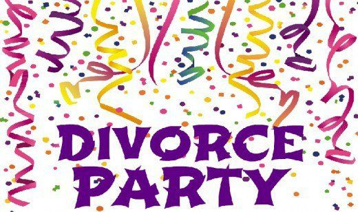 Find all you need for a divorce party on this page. These divorce party ideas include themes, decorations, favors, pictures of divorce cakes & gift ideas.
