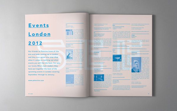 MagSpreads Magazine Layout Design and Editorial Inspiration: Who's Jack Magazine — Design in Gridness