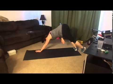 PiYo DVD Workout: Core Review - YouTube