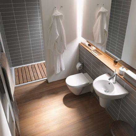 Det lille bad - indretning af baderum hos Boform CPH