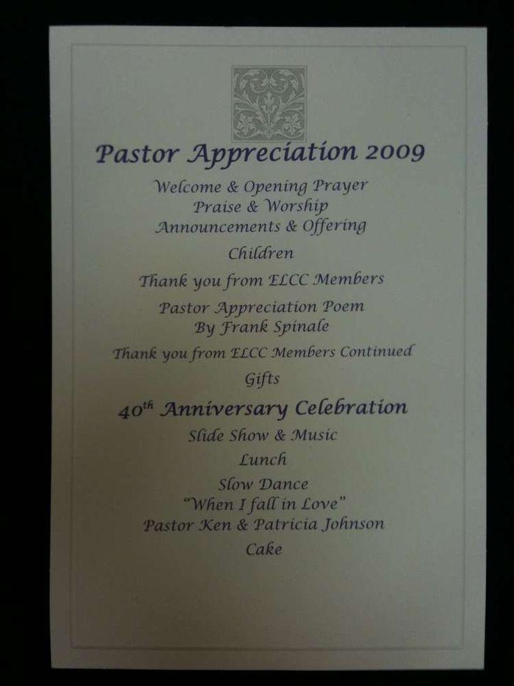 Purple Pastors Appreciation Party Ideas | Pastor, Pastor ...