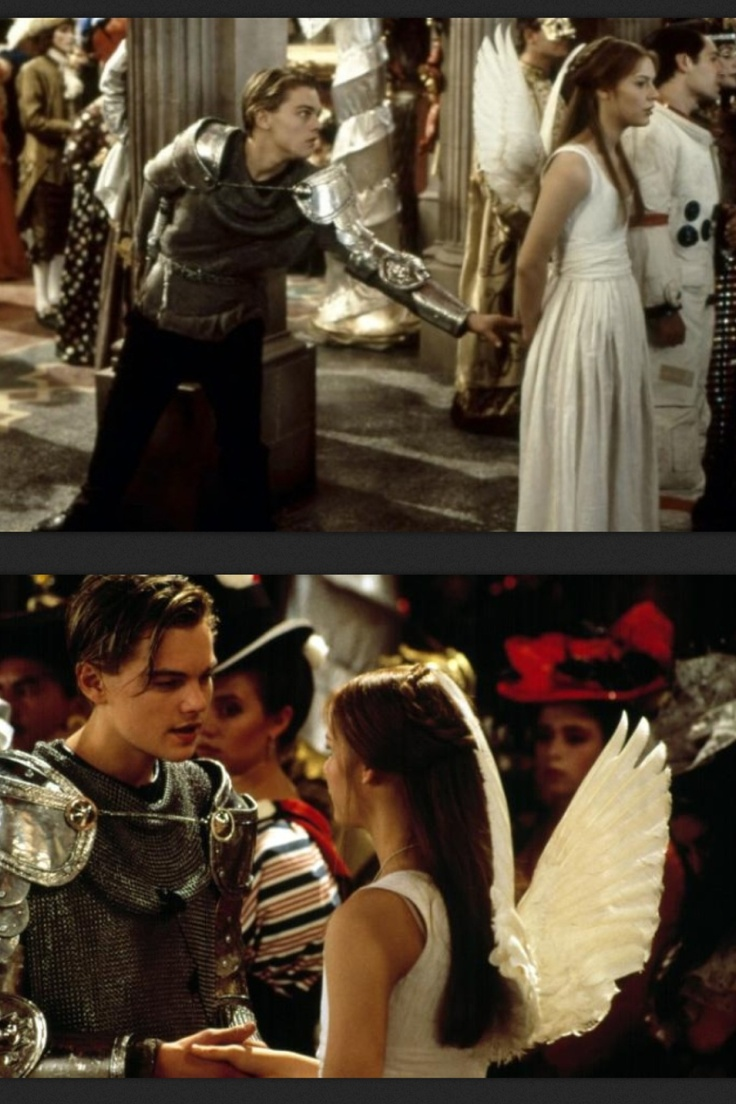 Romeo and juliet party scene essay