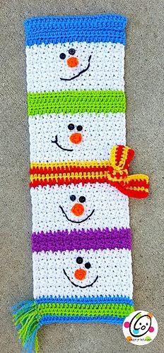 Ravelry: Build a Holiday Flag pattern by Heidi Yates