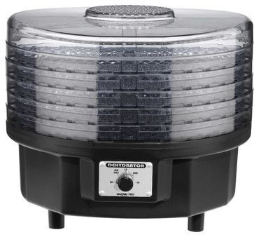 Waring Pro 620-Watt Food Dehydrator - contemporary - small kitchen appliances - HPP Enterprises