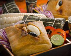 Recipes Peruvian Tamales with Maseca®