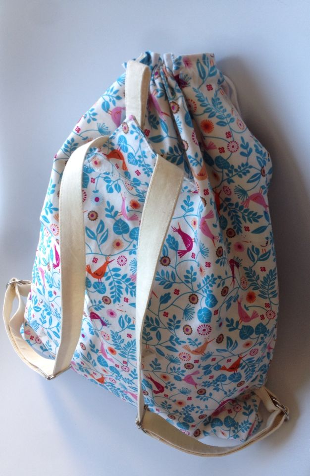 Backpack for kids. Made with love by Kosi Łapci Toys