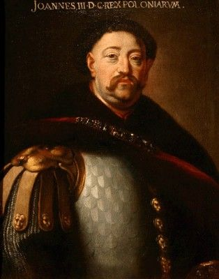Jan III Sobieski, King of Poland and Grand Duke of Lithuania. Commander of the Holy League Forces at Vienna