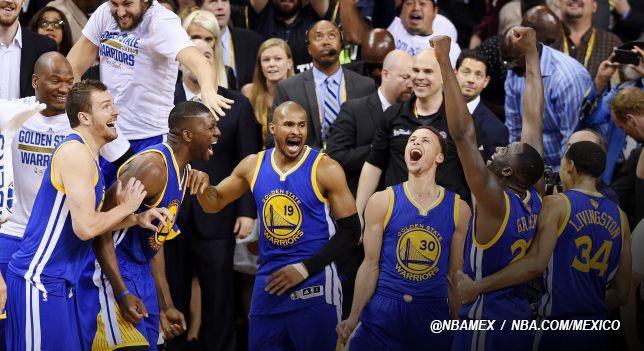 La reacción de todo fanático de la NBA México, cuando sabe que este mes comienza la temporada 2015-2016 de la NBA.