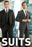 Suits - Suits is a legal drama starring Gabriel Macht (Love and Other Drugs) as one of Manhattan's top lawyers who hires a brilliant unmotivated college dropout. Gotta love Harvey Spector :)