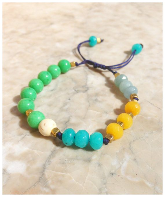 Friendship Bracelet  Navy Thread Bracelet  by ClaribellasDesigns, $14.00