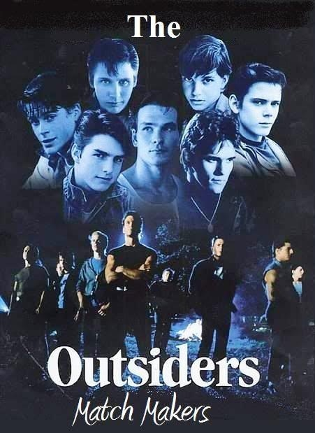 508 Best Images About The Outsiders
