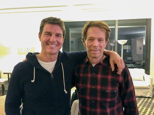 with jerry bruckheimer january 2016