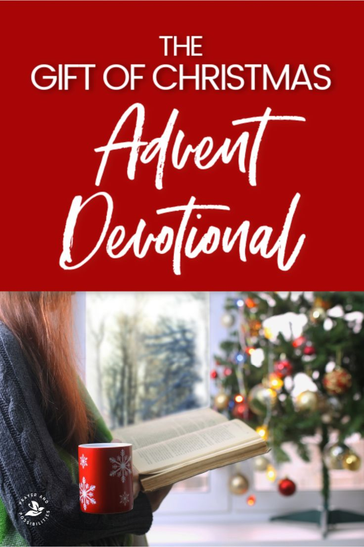 The Gift of Christmas (Advent Devotional) in 2020 Advent