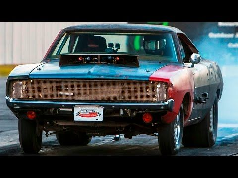 General Mayhem: 707HP Hellcat Engine in a 1968 Charger! Roadkill Ep. 43 - YouTube
