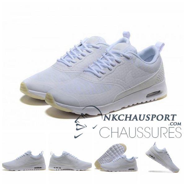 nike air max thea homme blanche