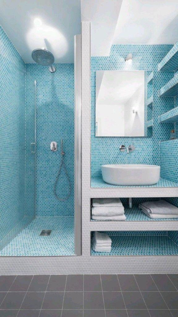 Washroom Design, Bathroom Design Luxury, Small Bathroom Layout, Simple Bathroom, Bad Inspiration, Bathroom Inspiration, Home Room Design, Home Interior Design, Bad Styling