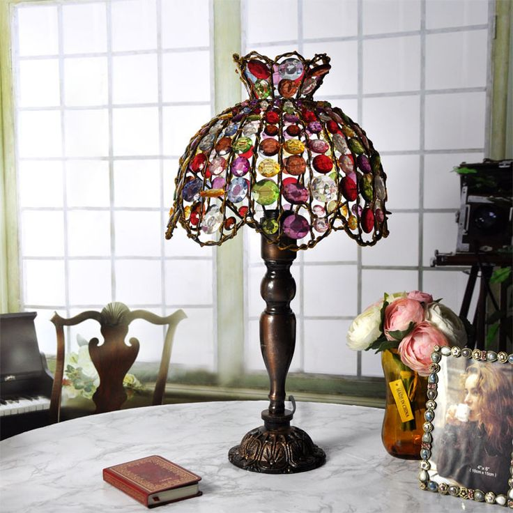 Cheap Table Lamps on Sale at Bargain Price, Buy Quality lamp cheap, decor table lamp, lamp night from China lamp cheap Suppliers at Aliexpress.com:1,Is Dimmable:No 2,Voltage:110V,220V 3,Body Color:Multi 4,Frame Color:Brown 5,Light Source:Incandescent Bulbs
