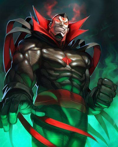 Mr Sinister Marvel's WOH by JimboBox.deviantart.com on @deviantART