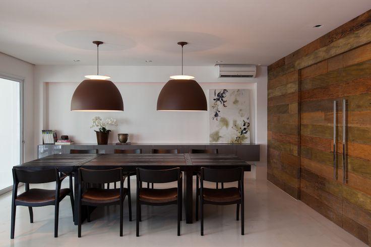 Pendentes para mesa da sala - luminárias para a sala de jantar amplos e convidativos