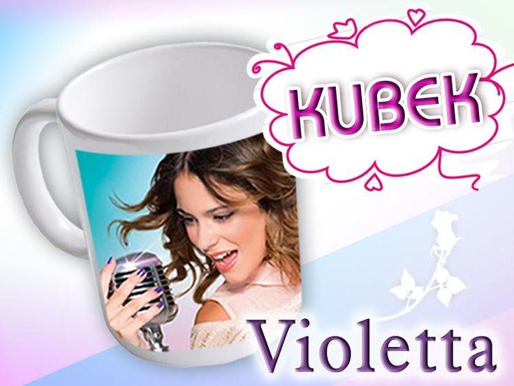 Fotokubek dla każdej małej fanki Violetty :)